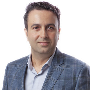Seyed-Parsa Hojjat - PhD, P.Eng. – Chief Scientist