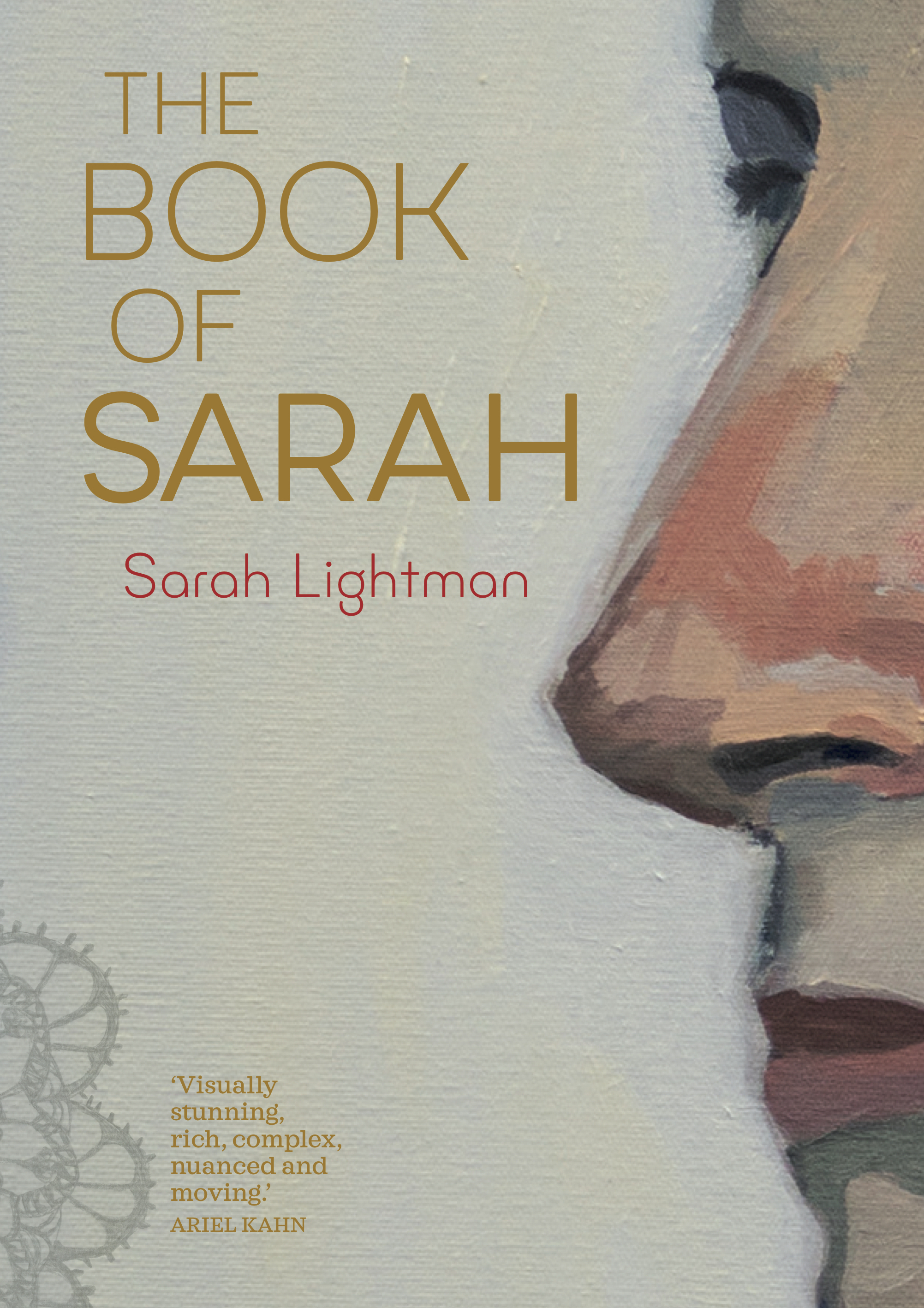 The Book of Sarah:UK Edition - Myriad Editions (2019)