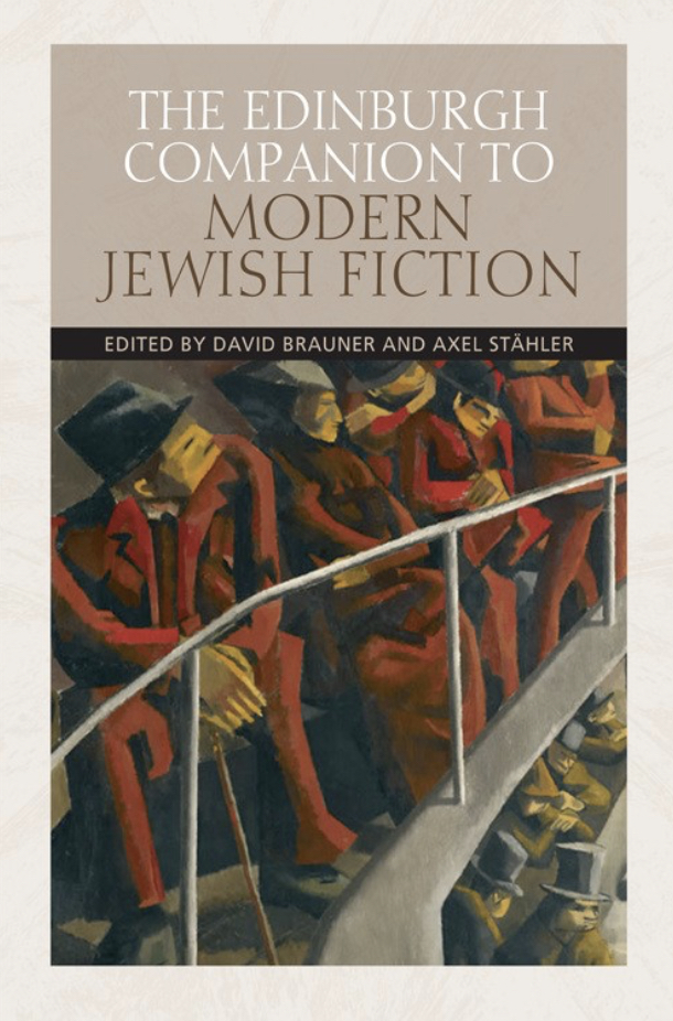 Disappointed Believers?: The Jewish Question Mark in Will Eisner's 'A Contract with God - The Edinburgh Companion to Modern Jewish Fiction (2015)Eds David Brauner and Axel Stähler