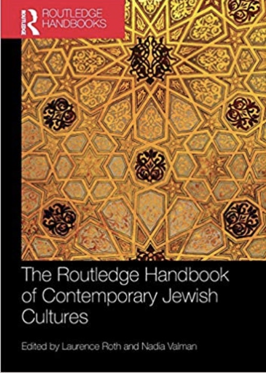 Life Drawing: The Visual Autobiography of Jewish Women Artists - The Routledge Handbook of Contemporary Jewish Culture (2015)Ed.s Laurence Roth and Nadia Valman