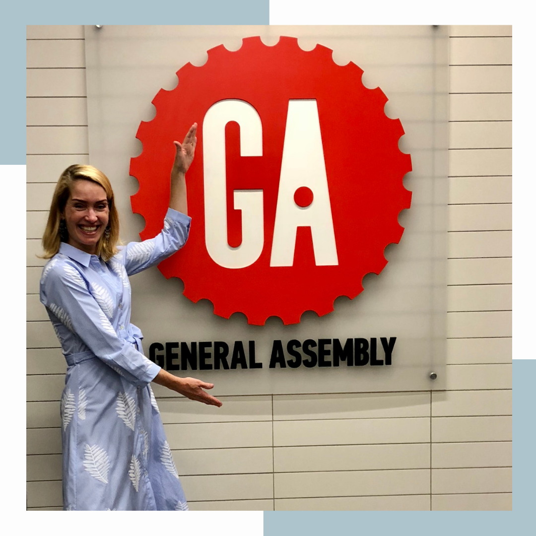 - Teaching a monthly class on LinkedIn and job hunting at General Assembly
