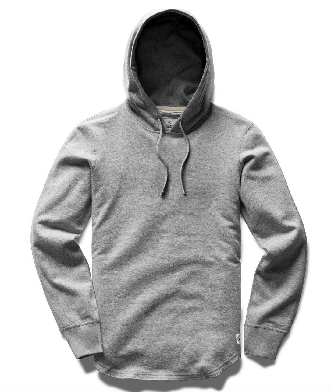 Reigning Champ Scalloped Hoodie Midweight Terry / I prefer baggy and warm, while others may want tanks