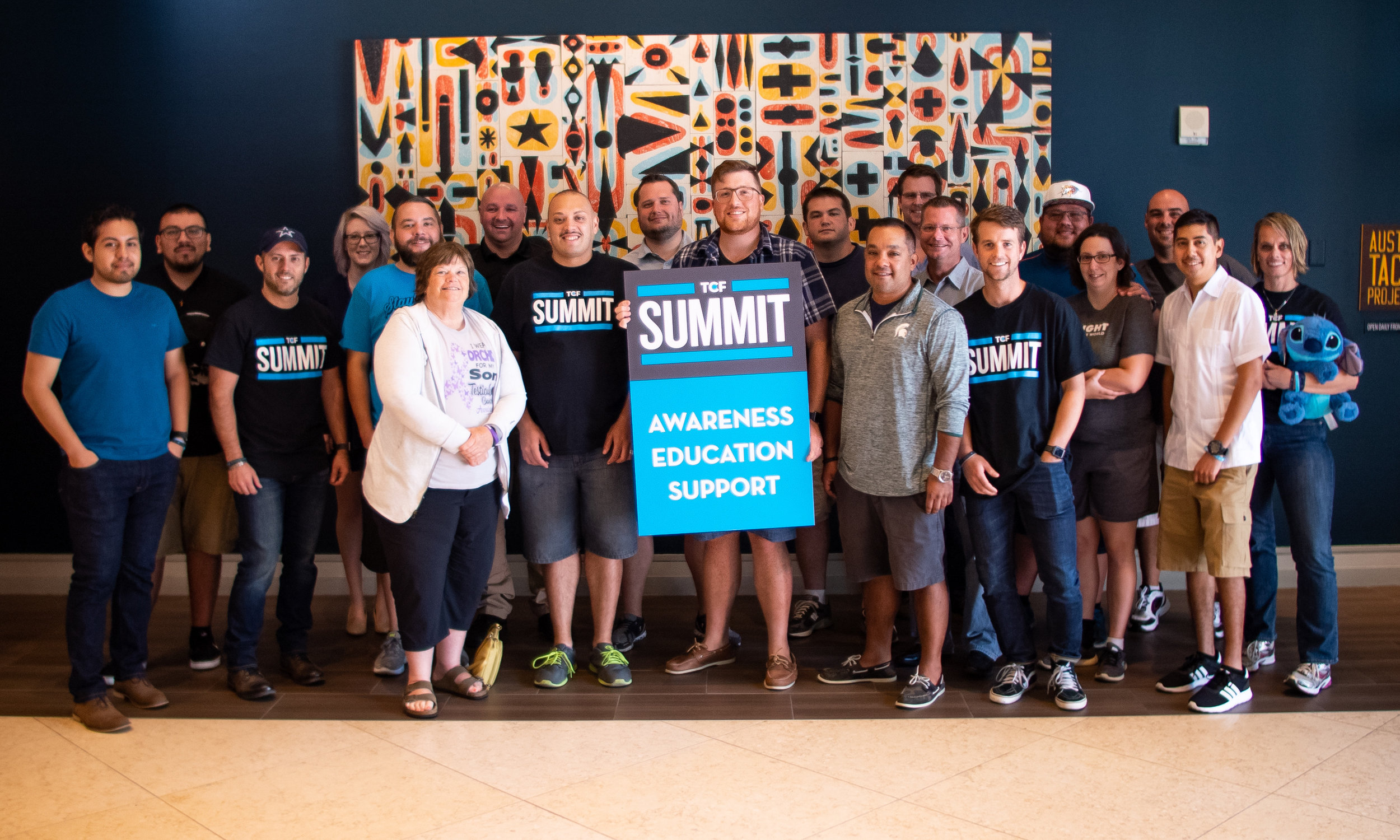 TCF Summit - 2020 Dates TBA • Austin, TXHilton Austin500 E 4th StAustin, TX 78701LEARN MORE →