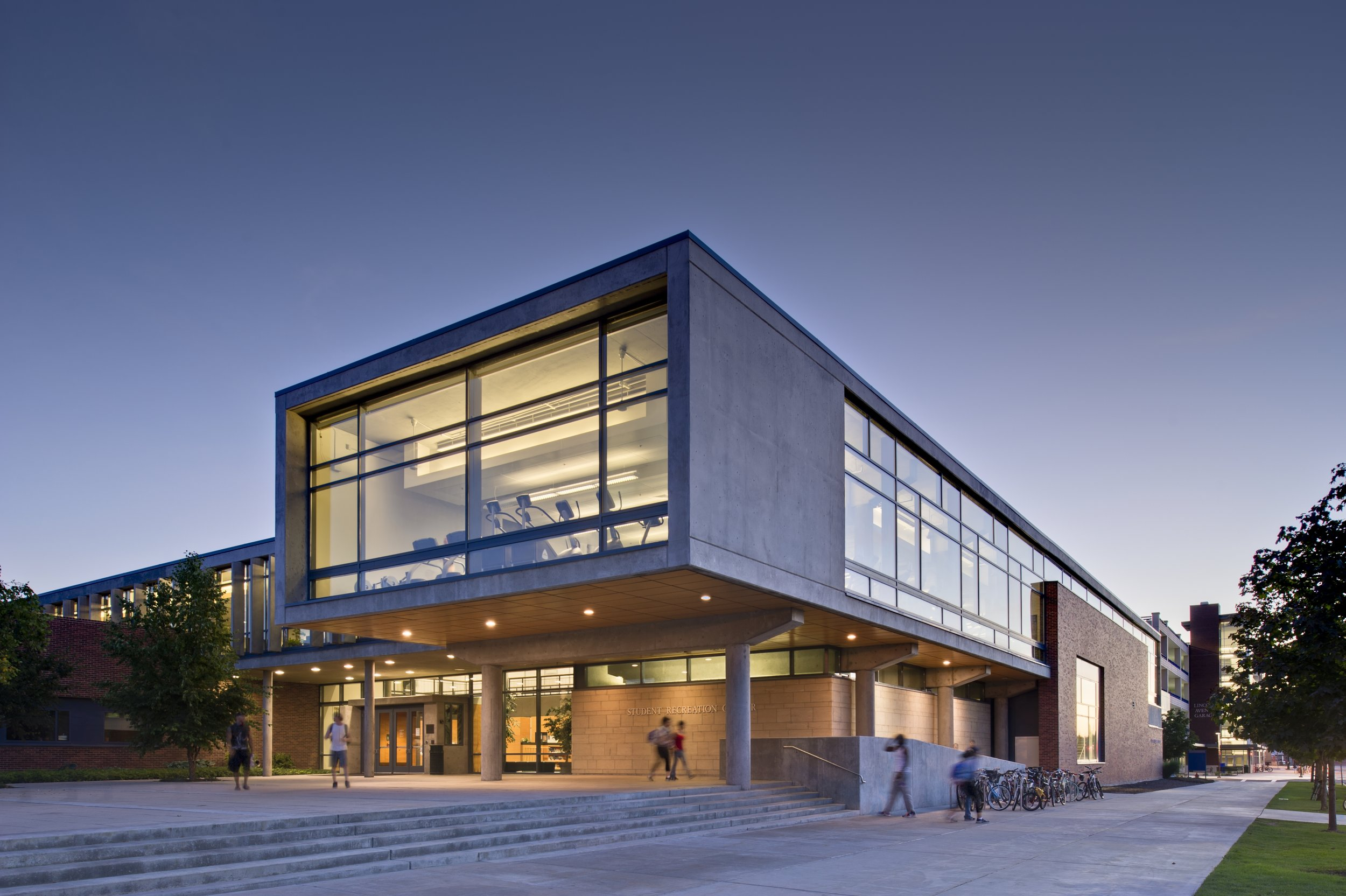 Boise State University Recreation and Aquatic Center