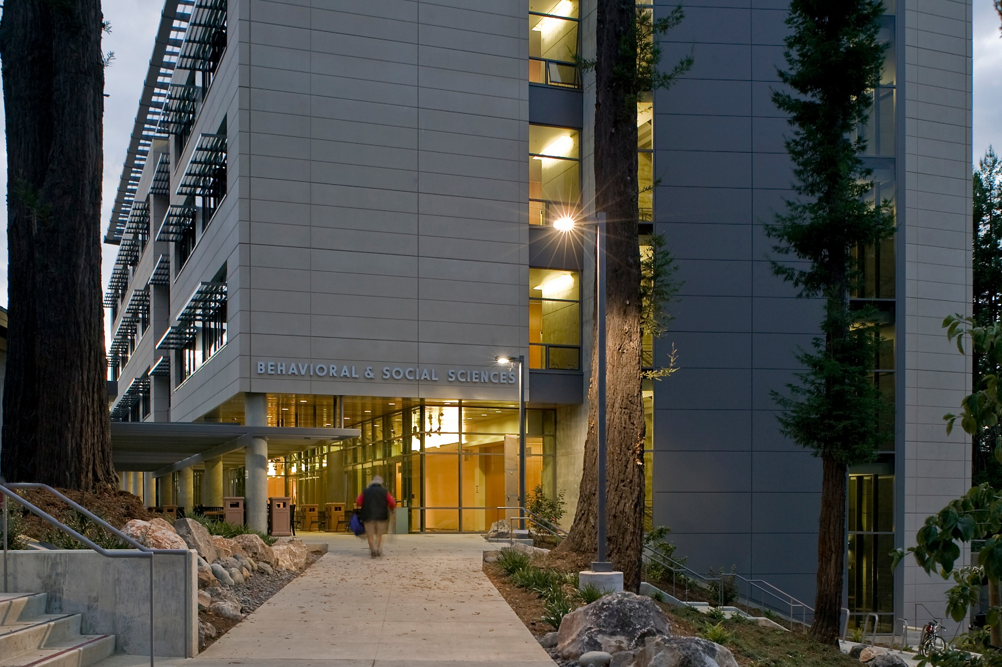 Humboldt State University Behavioral and Social Sciences Building