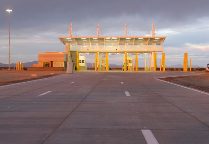 San Luis II Land Port of Entry
