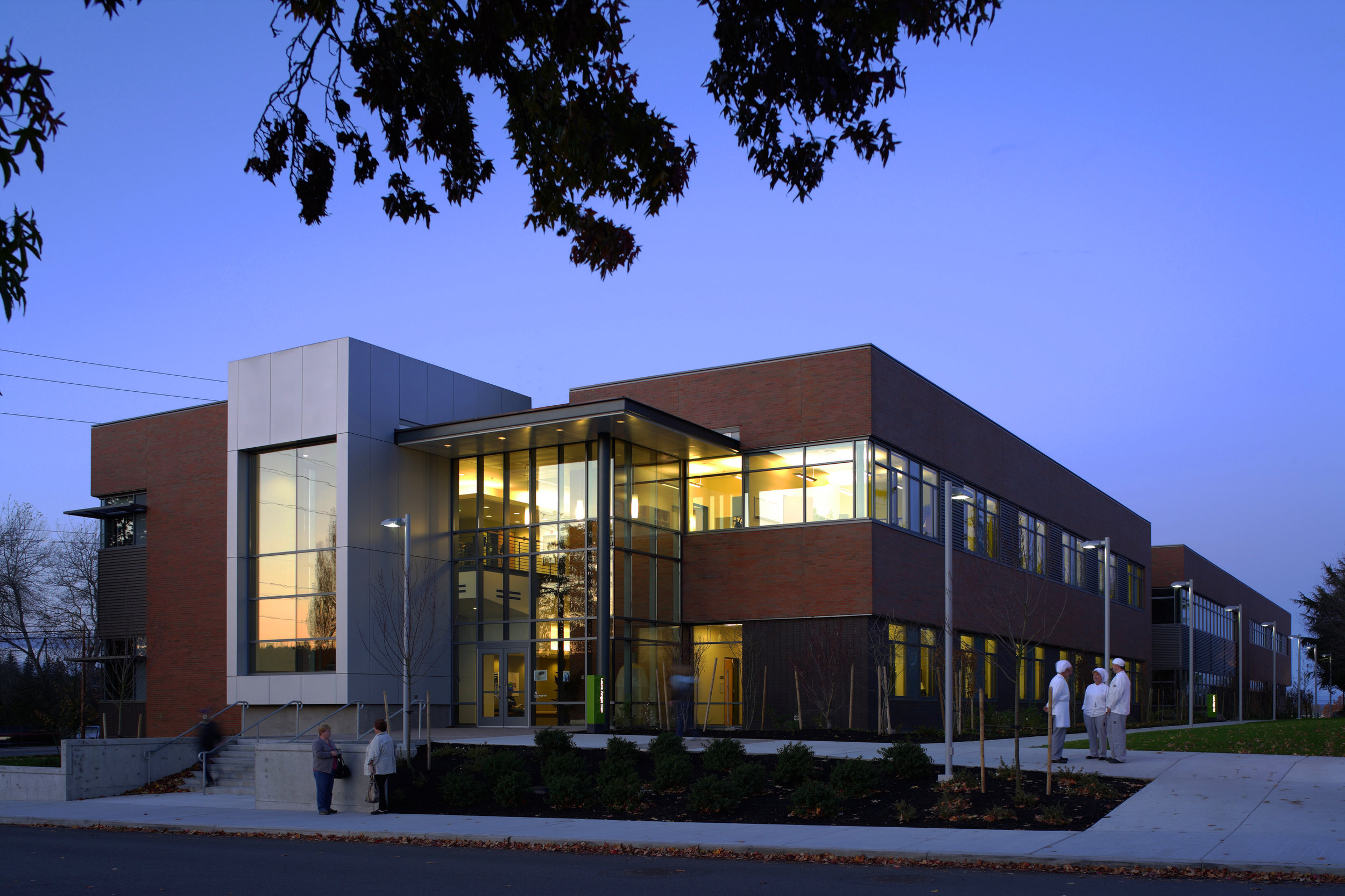 Skagit Valley College Science & Allied Health Building