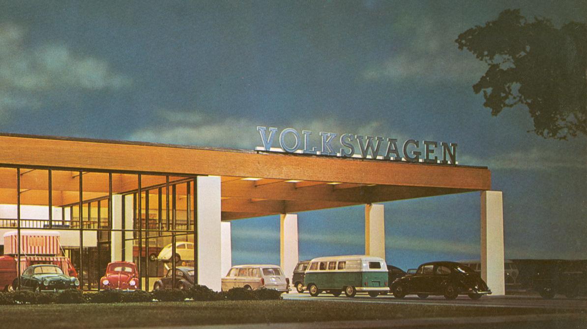 Volkswagen of America, National Building Program