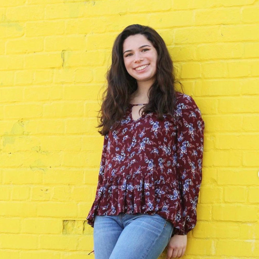 Caitlin Magro,   Post-Grad Adjustment Chair  Majors: Biology and Anthropology Favorite place on Grounds: Amphitheater steps