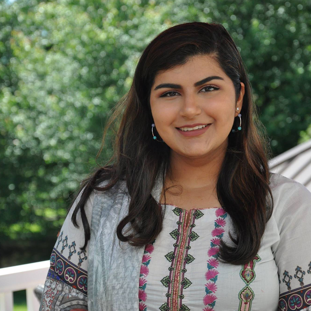 Noor Baig  Major: Global Public Health; Minor: Biology Before I graduate I want to: Watch the Purple Shadow