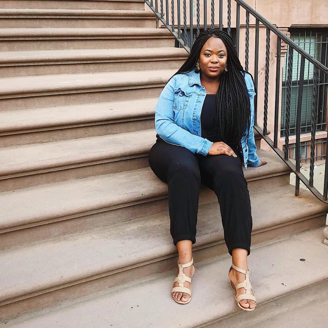 """Oluwafunmilayo Ogungbade  Major: Psychology; Minor: Social Entrepreneurship Before I graduate I want to: Do all """"120 things to do before you graduate"""""""