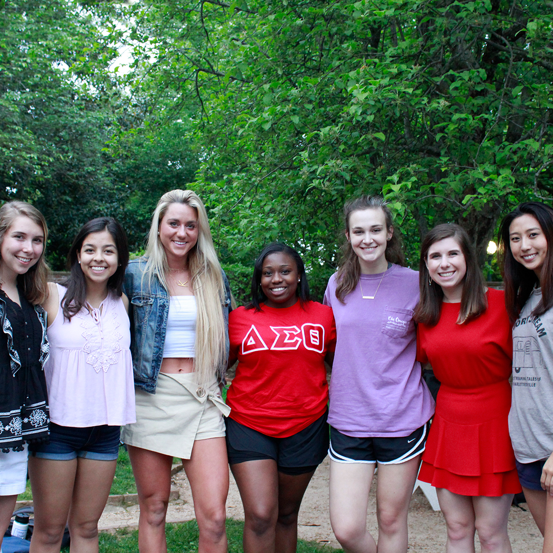 Class Giving - Chairs: Harper North and Kate HastingsMembers: Meredith Nolan, Anna Cox, Grace Blanchard, Rachel Ho, Susie Kim. Mary Beth Barksdale. Isabel Bridgeland. Kiani Hudgens