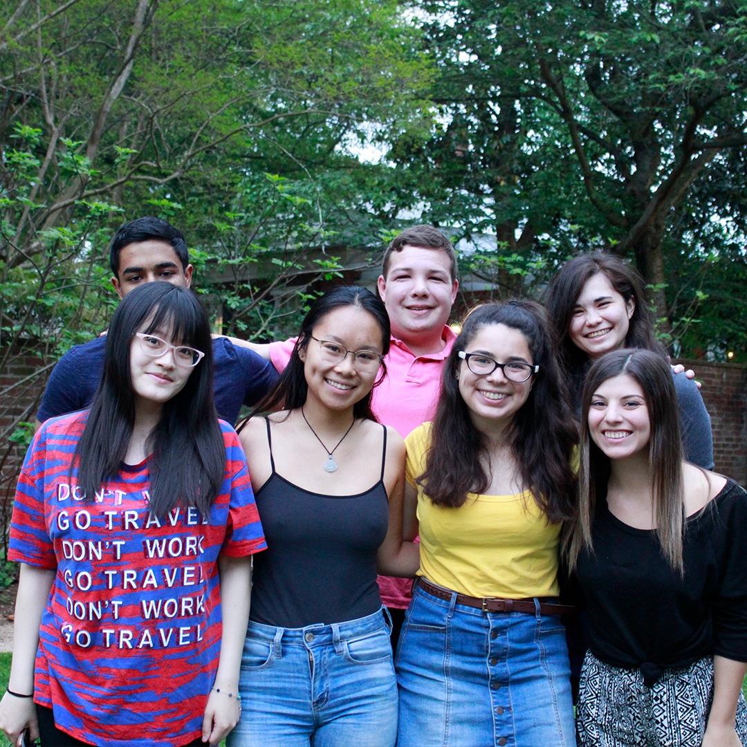 Post grad adjustment - Chair: Caitlin MagroMembers: Emma Cooper, Carolyn Vona, Sophia Xiao, Overton Ragland, Brandon Thompson, Pingxuan Cao, Tony Eapen