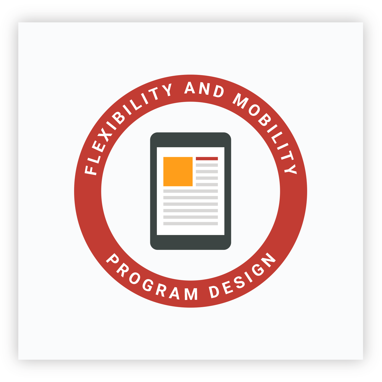 Program Design Course: - 7 Videos1 hour run timeLearn how to design in-app Flexibility and Mobility Programs using the data from range of motion measurements. This is an exact science.Learn More