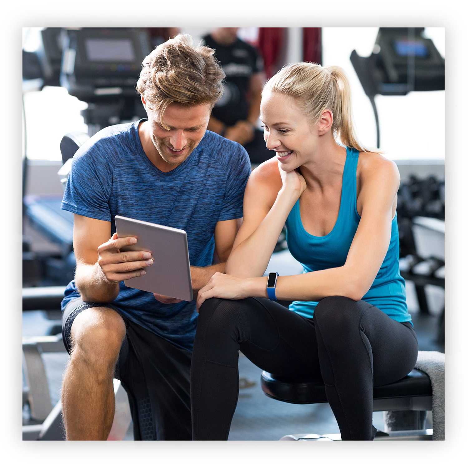 Fitness Professionals - See how fitness professionals are leveraging range of motion assessments and flexibility programs to take their practices to the next level.