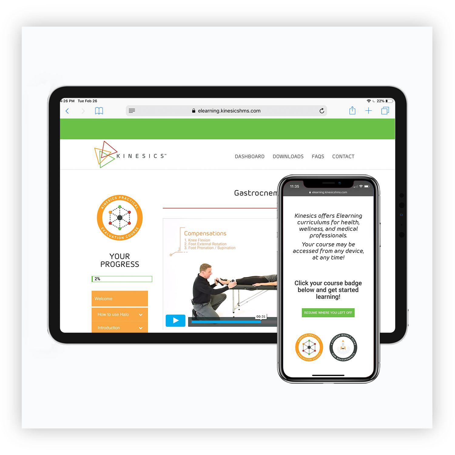 Access your course anytime, anywhere! - This course was designed for busy on-the-go professionalsEach module takes about 5 minutes to complete—just pull out your phone when you have 5 minutes!