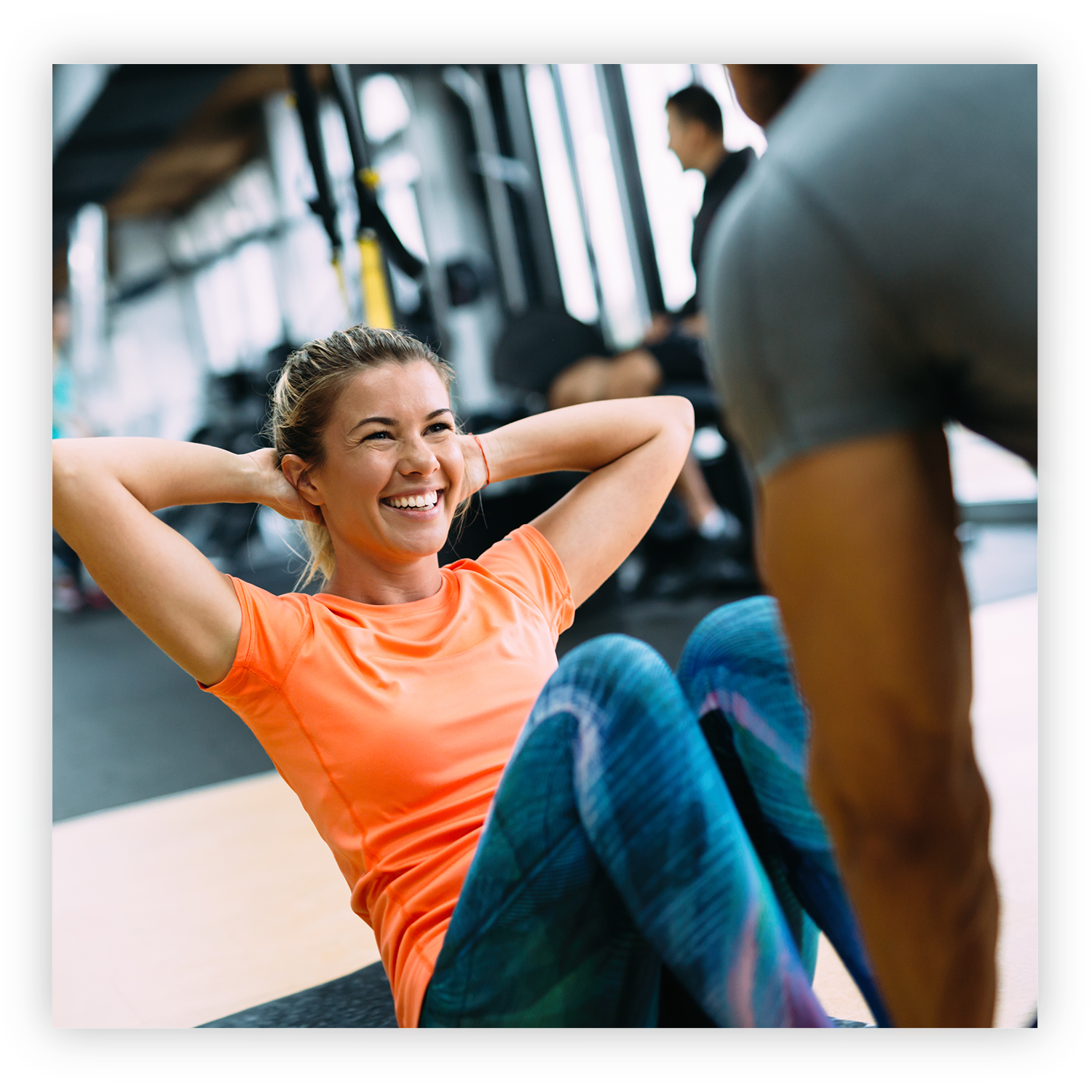 Fitness Facility Impact - Expand your business by implementing the Kinesics Musculoskeletal Health Program