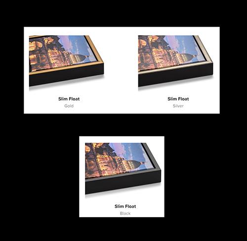 slim float frame black-silver-gold.jpg
