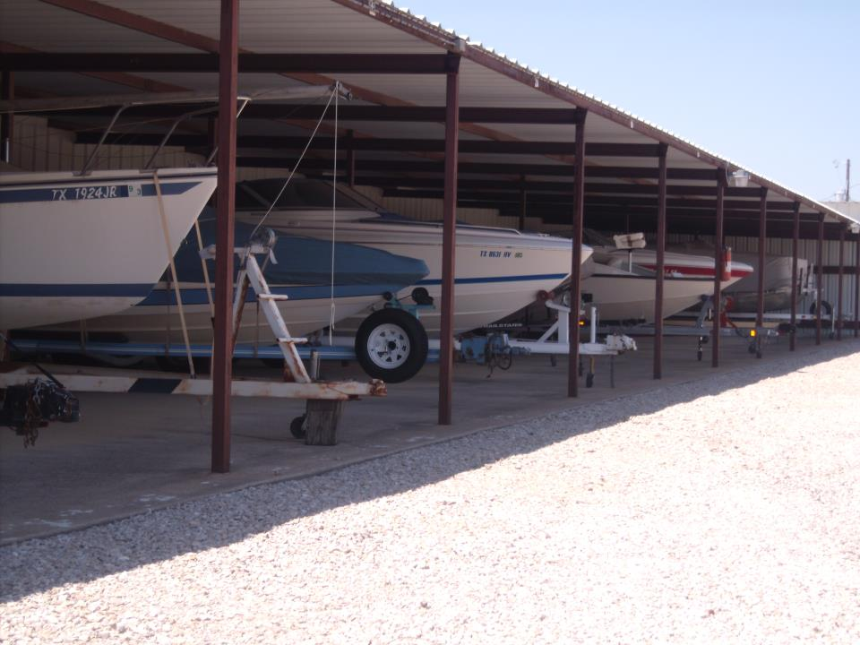 Boat Storage - Give us a call!817.346.3730