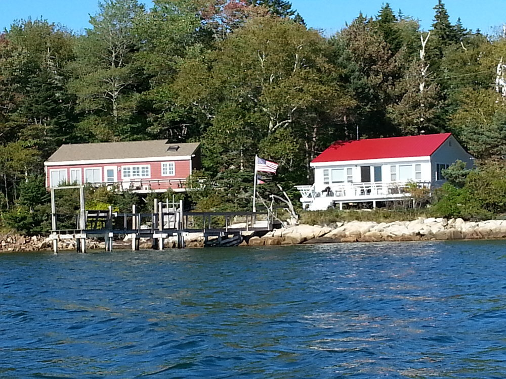 Teel Cove Cottage, Maine