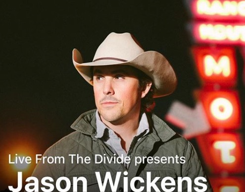 Jason Wickens. Co-Founder and Producer Live From the Divide