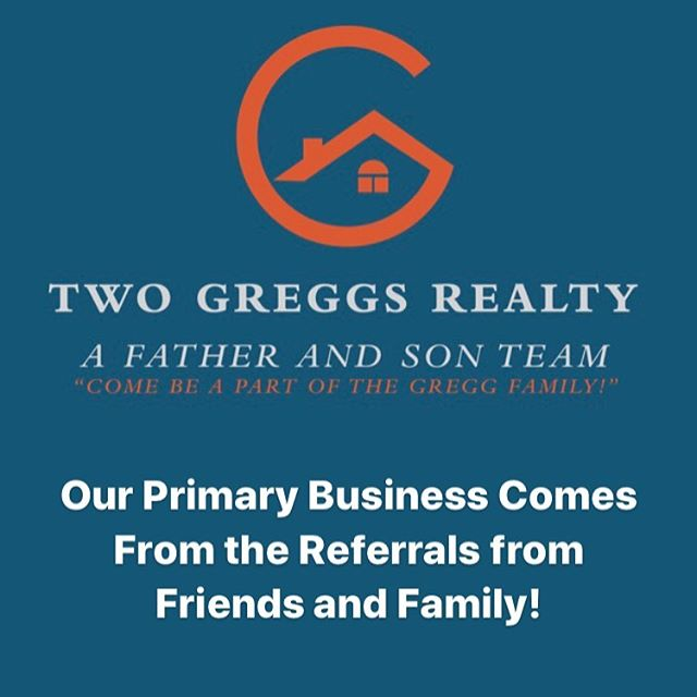 We can't thank everyone enough for referring people to us! If you know anyone looking to buy or sell we would love to be apart of the process! We are happy to serve all of our clients and look forward to helping even more in the future.