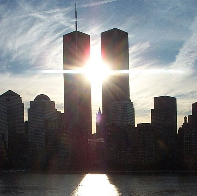 Today we honor 2,606 workers, 246 flight passengers, 343 firefighters, 60 police officers and 8 paramedics who lost their lives due to a horrible act of terrorism. We will never forget this day no matter how much time passes. Today the country stands united for all the love ones who never made it past 10am on September 11th, 2001.