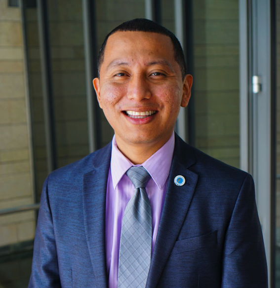 Seattle Councilmember Abel Pacheco (D4) -