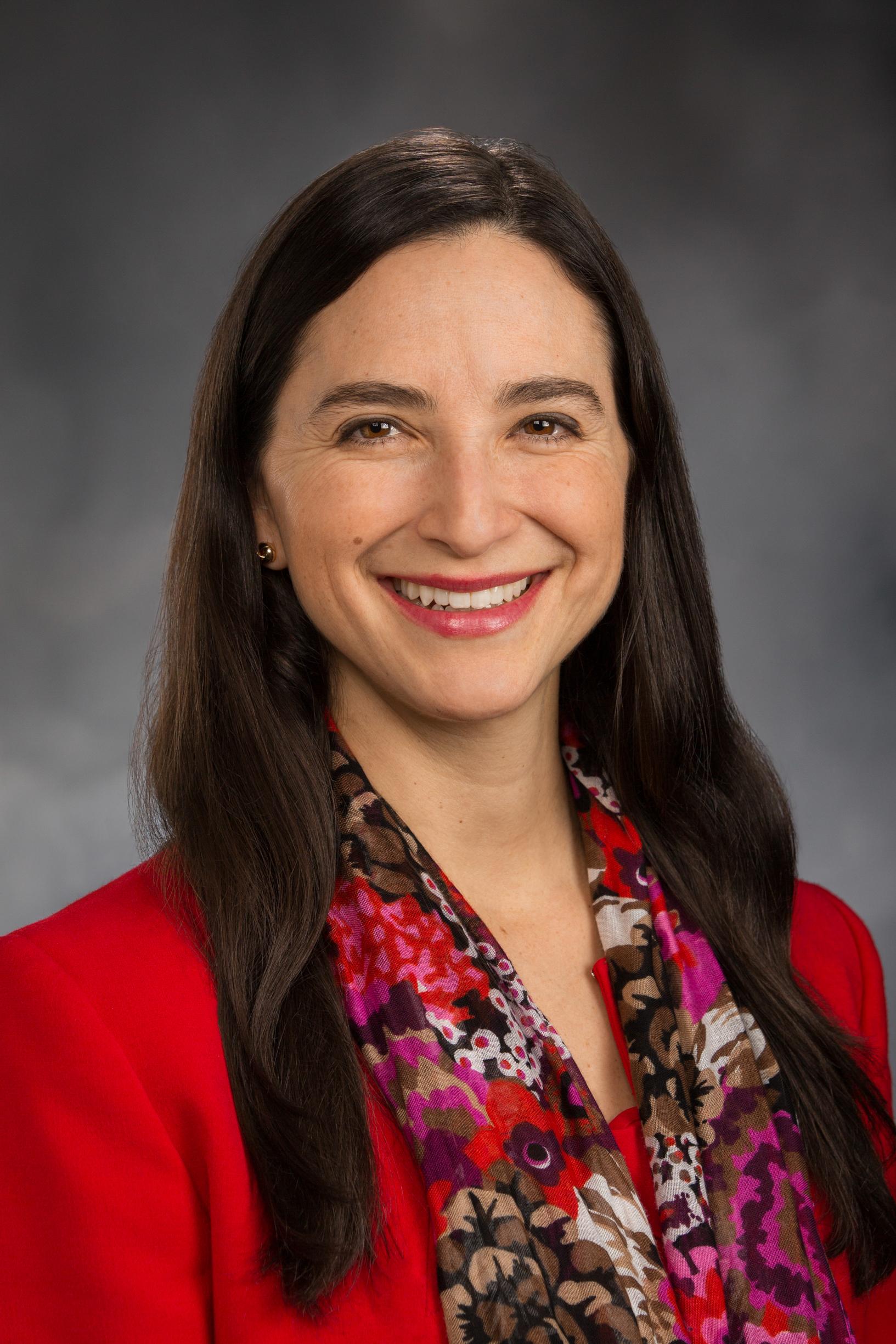 Senator Rebecca Saldana (37th LD) -