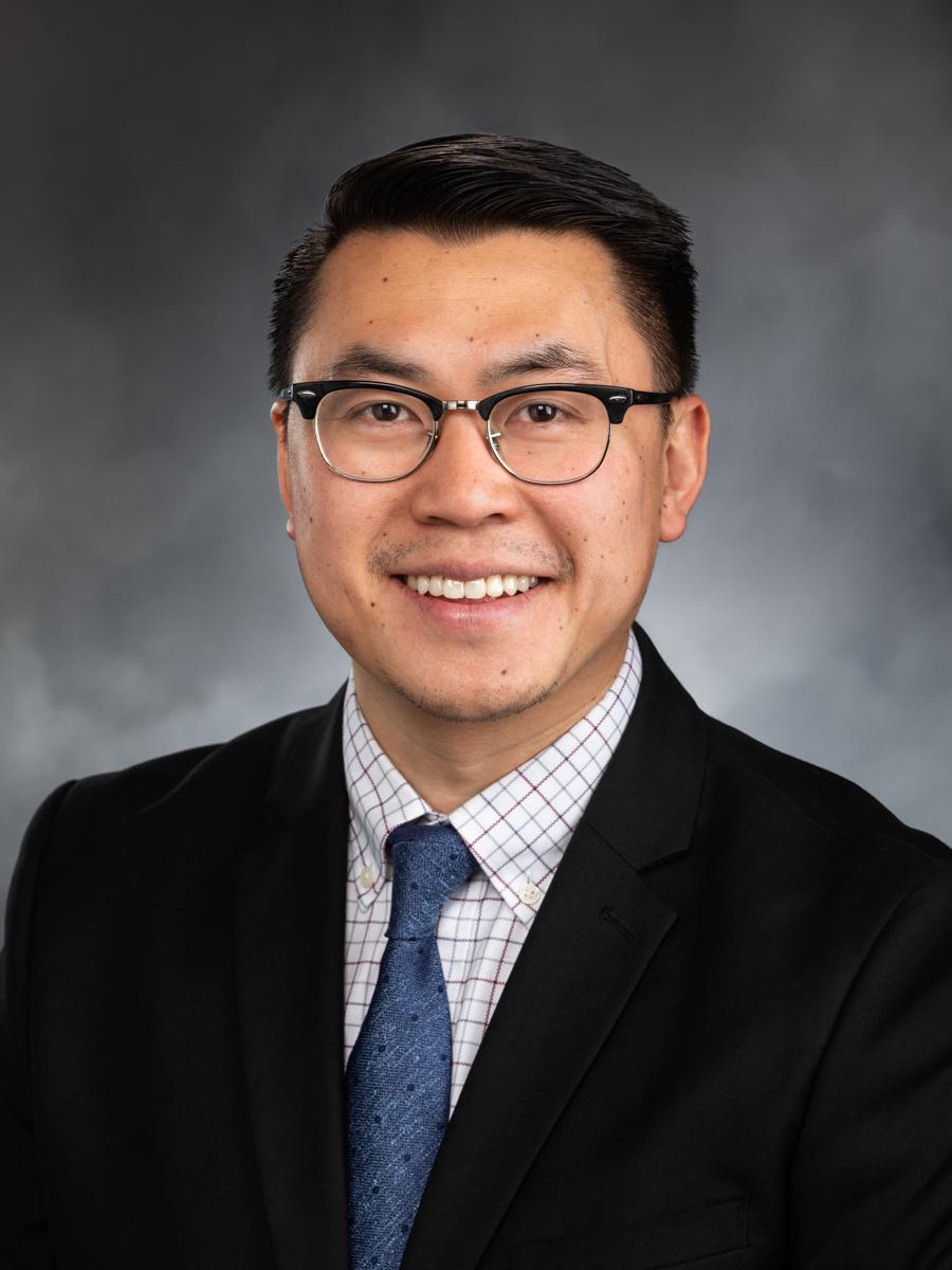 Senator Joe Nguyen (34th LD) -