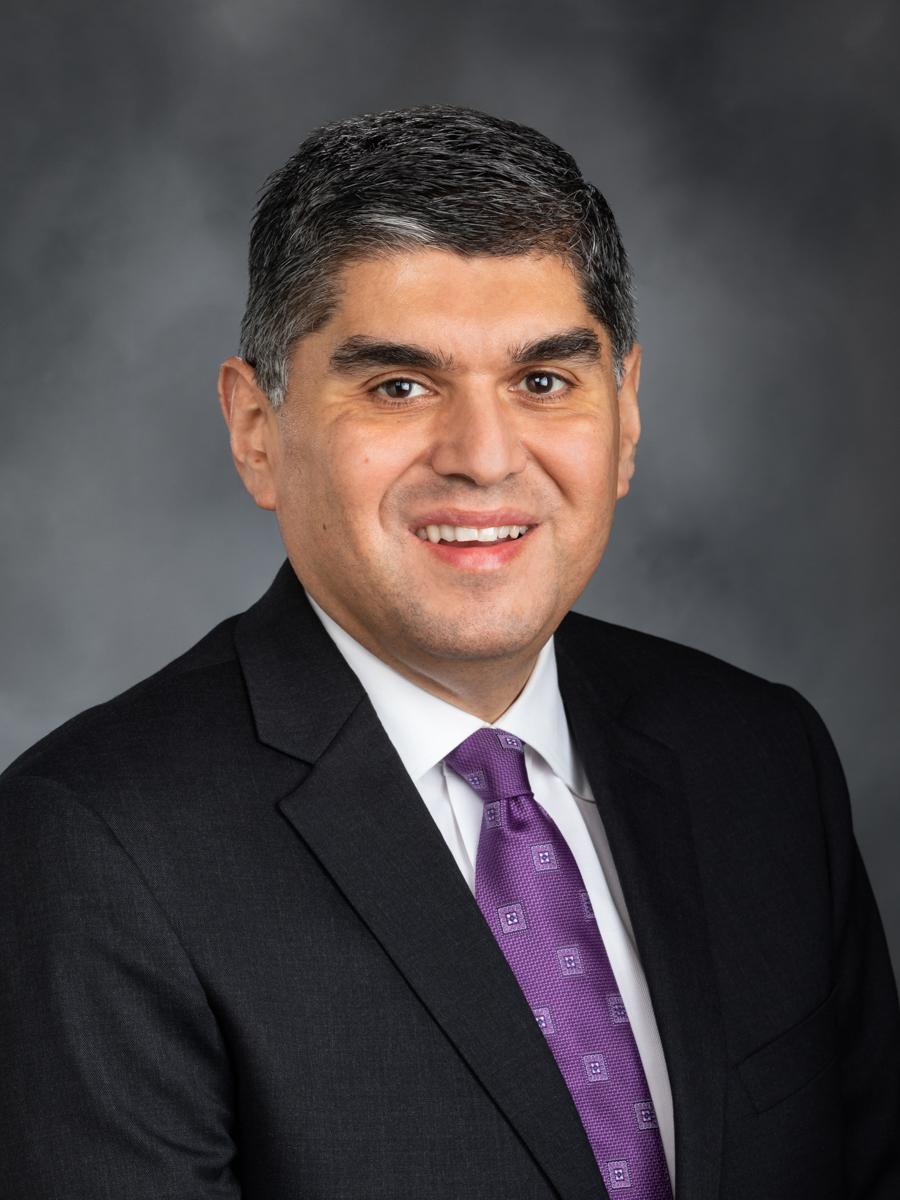 Representative Javier Valdez (46th LD) -