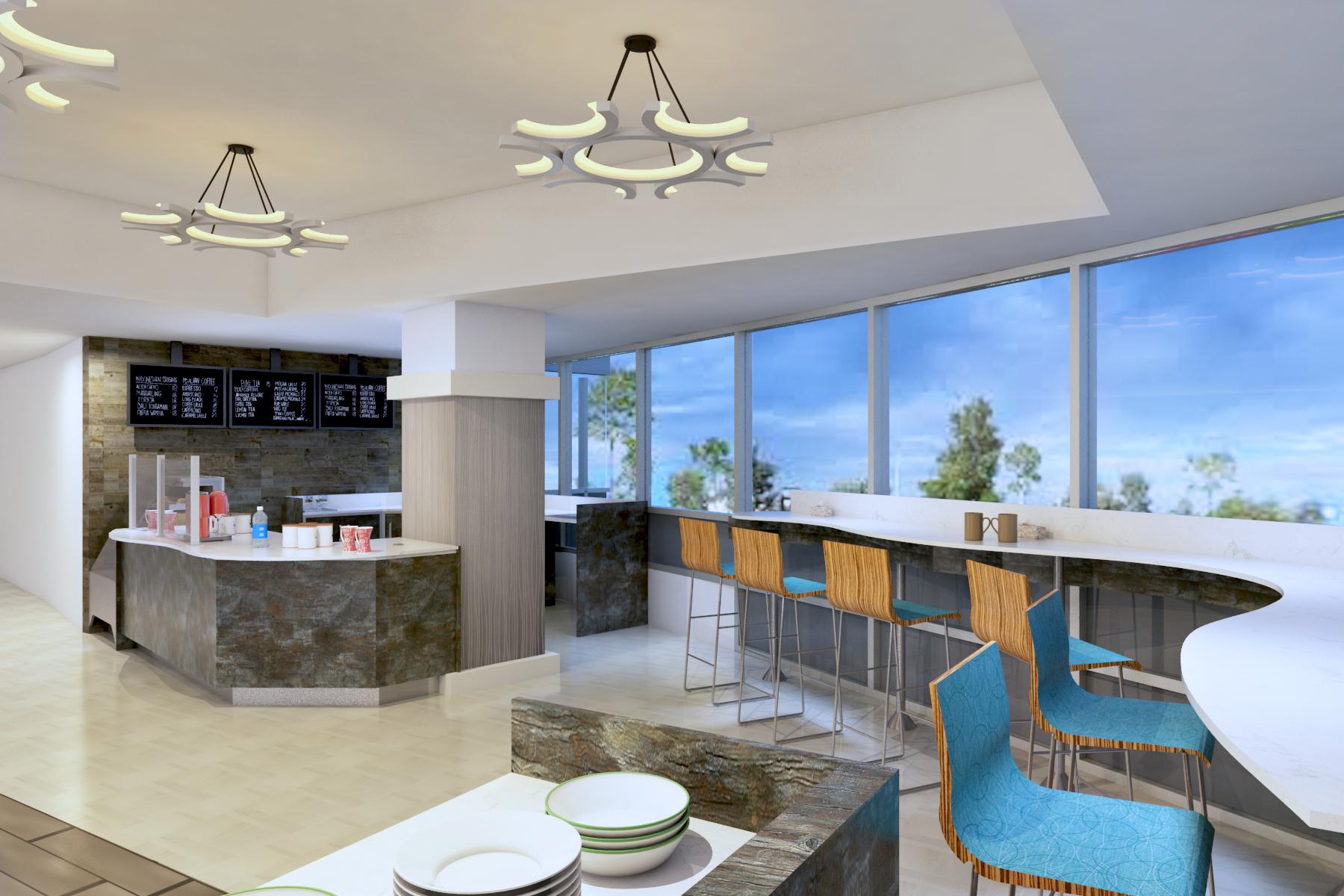 Hotel Bistro Design