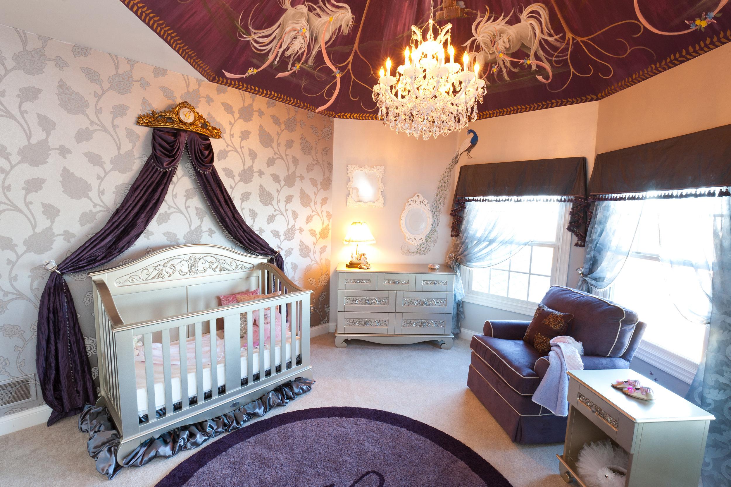 Magical World Nursery Design