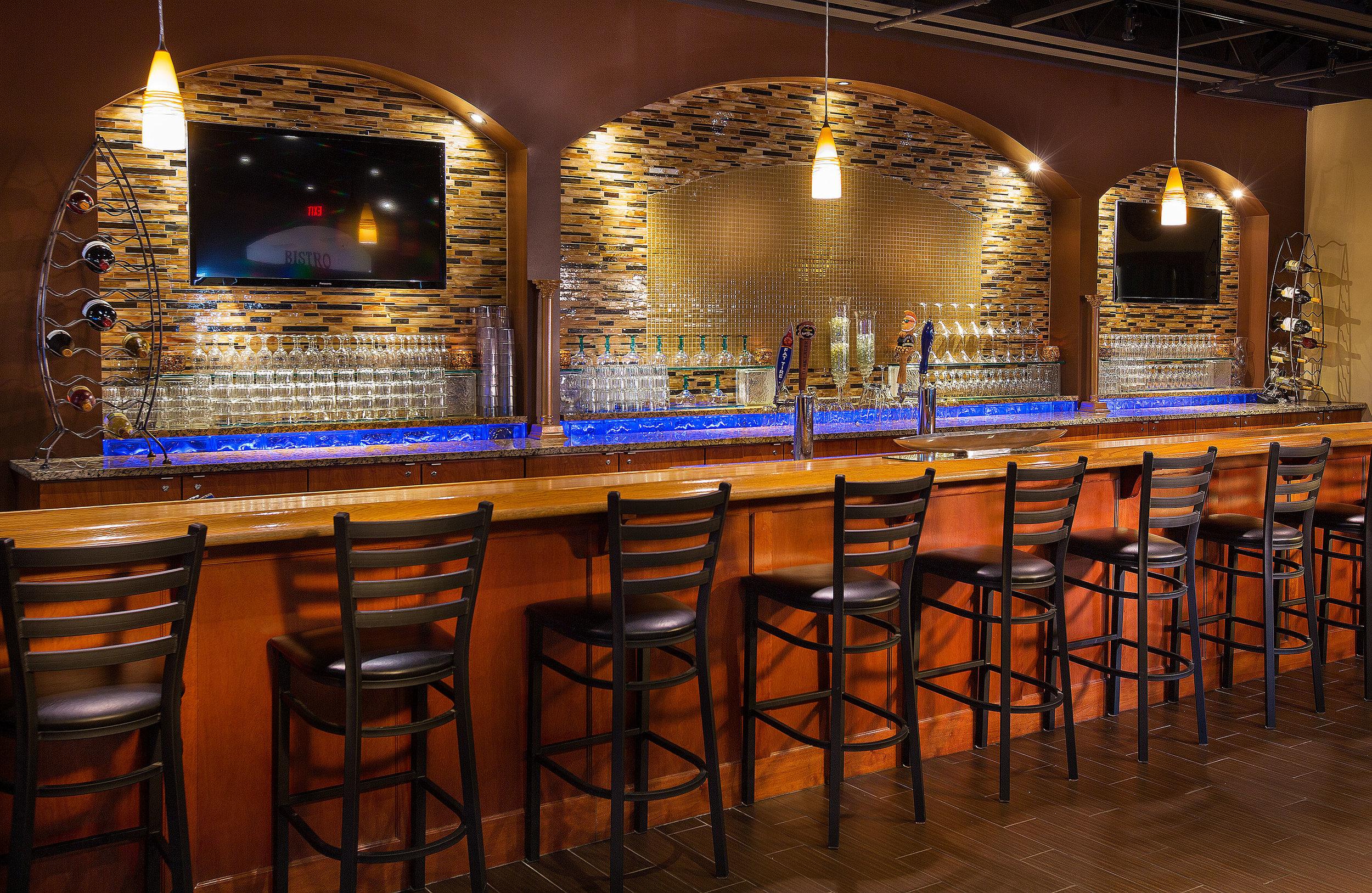 Spazio Bar Design