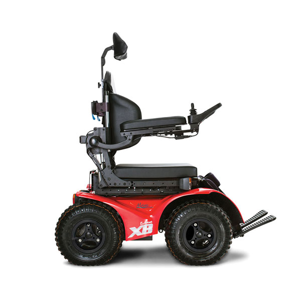 POWERCHAIRS  Standard to 'All' Terrain MWD or 4WD.  Get onto the beach or rugby field…