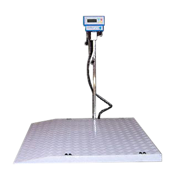 WHEEL ON SCALES   For weight management