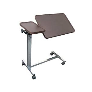 TILT TABLES  Over bed, chair or standing tilt tables.