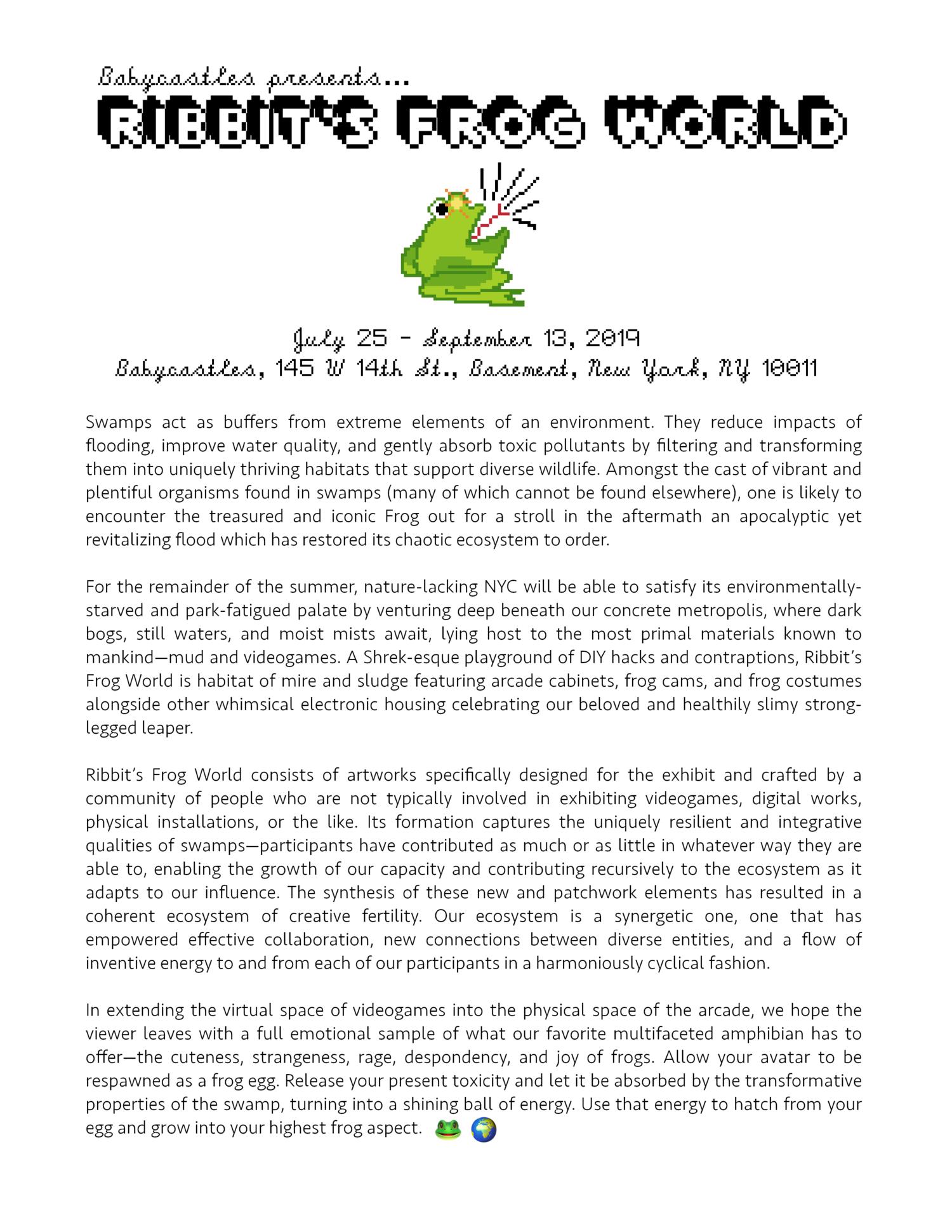Ribbit's+Frog+World+-+Statement.png