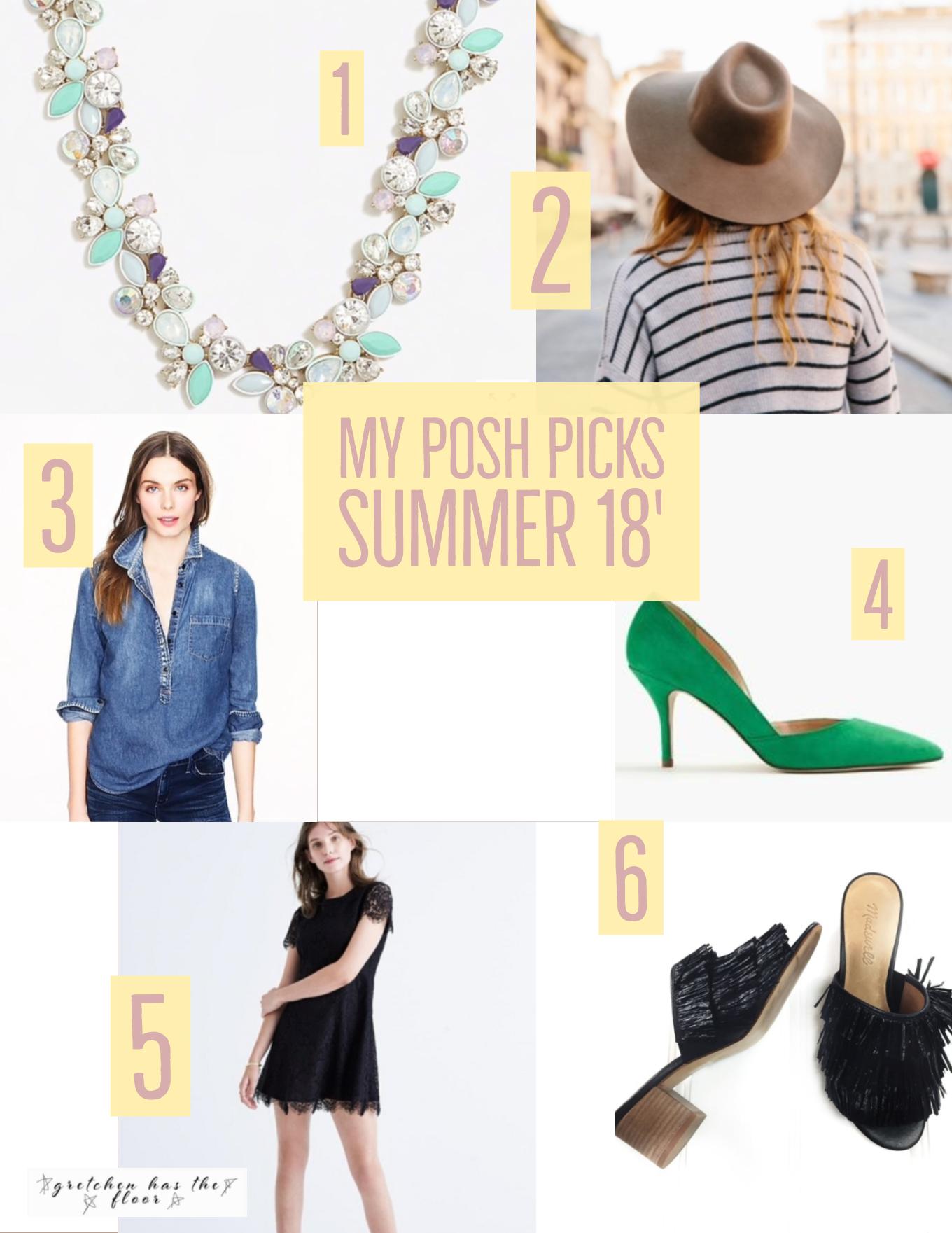 summer picks shopping