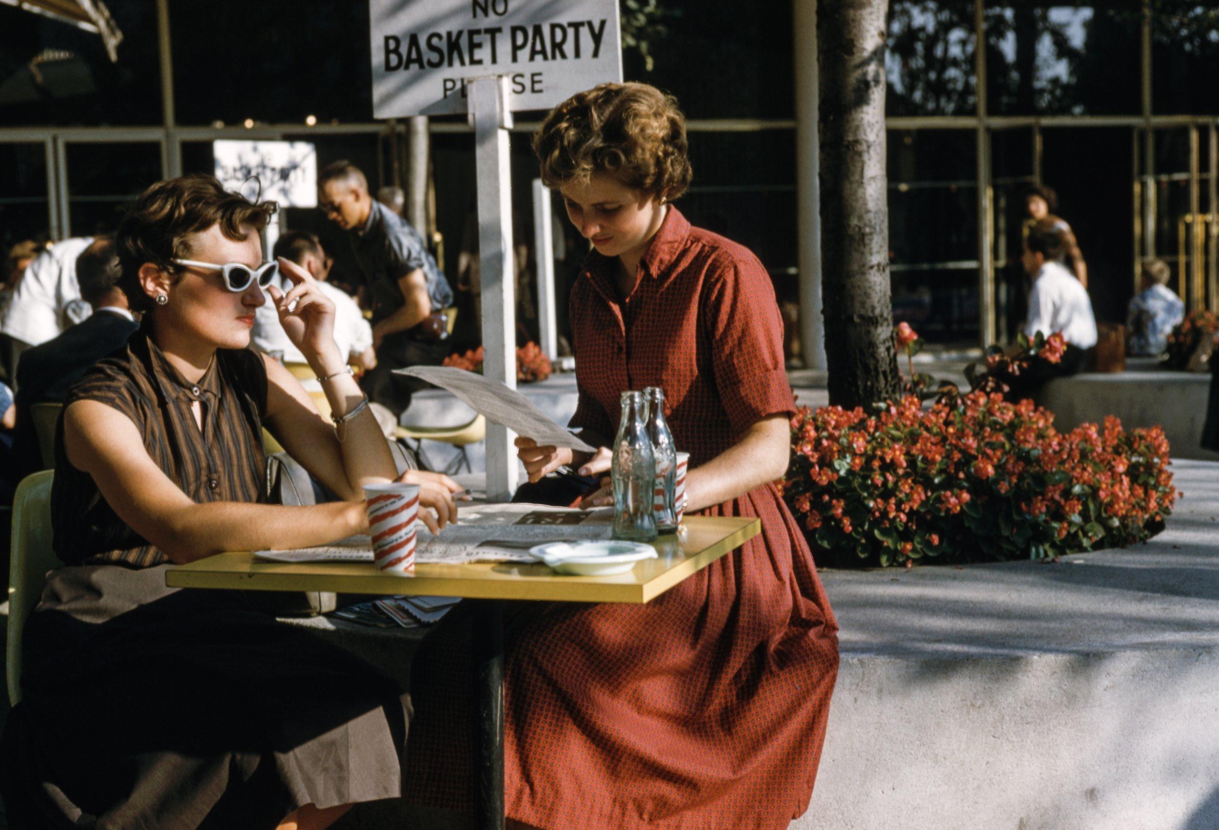 50s. 60s, vintage, america