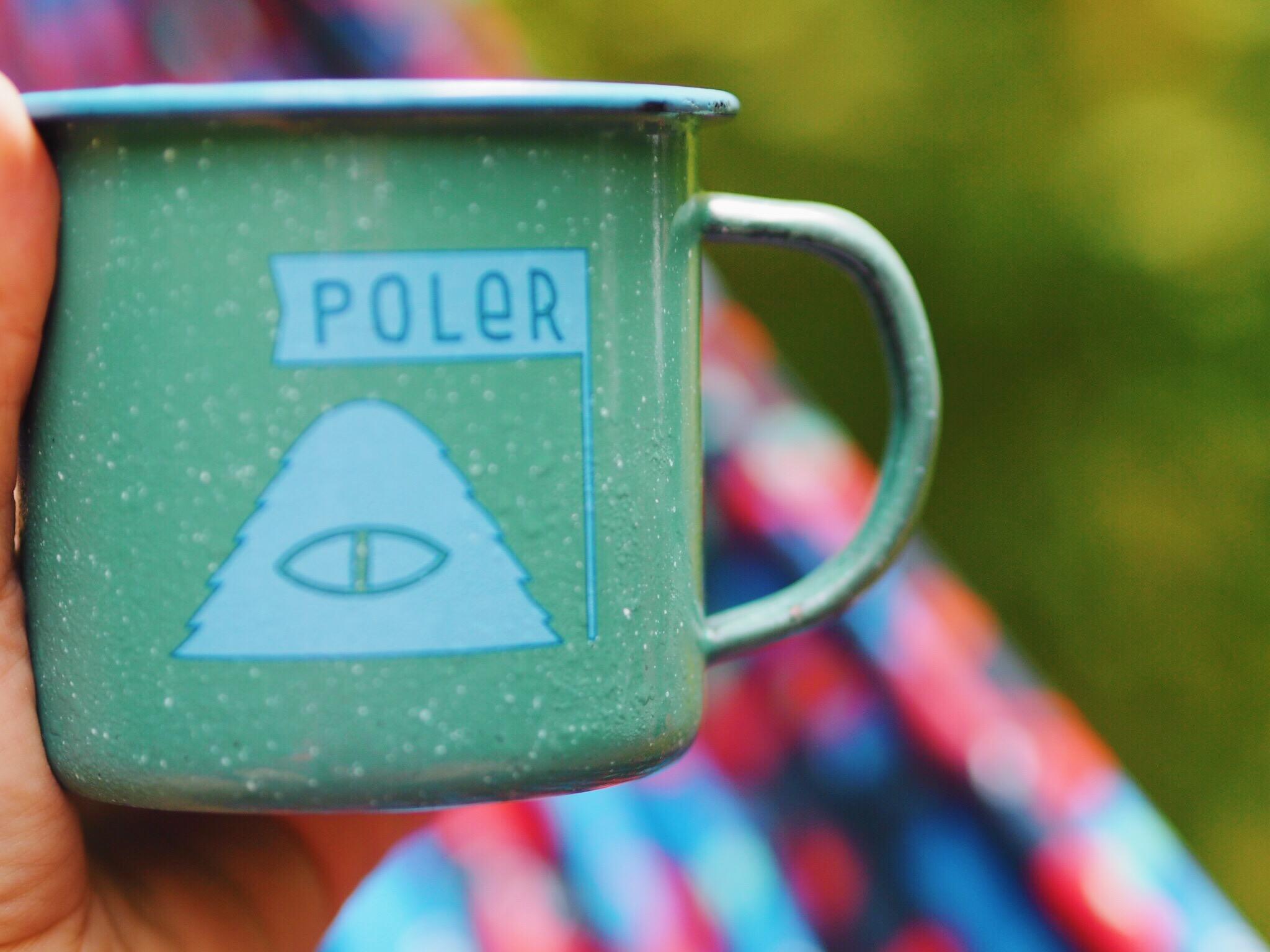 camping cup, poler stuff, camping, oregon
