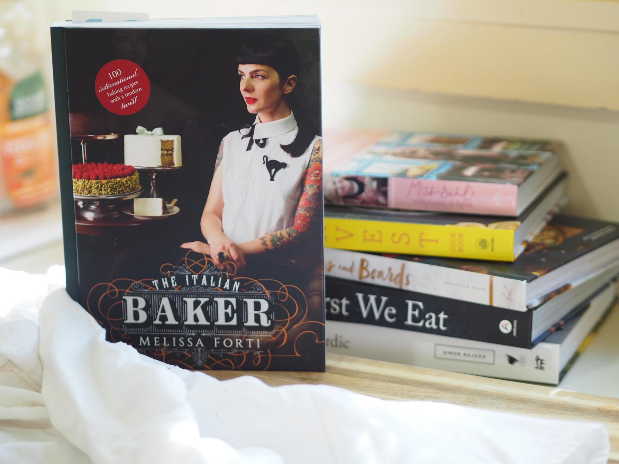 italian baking cookbook