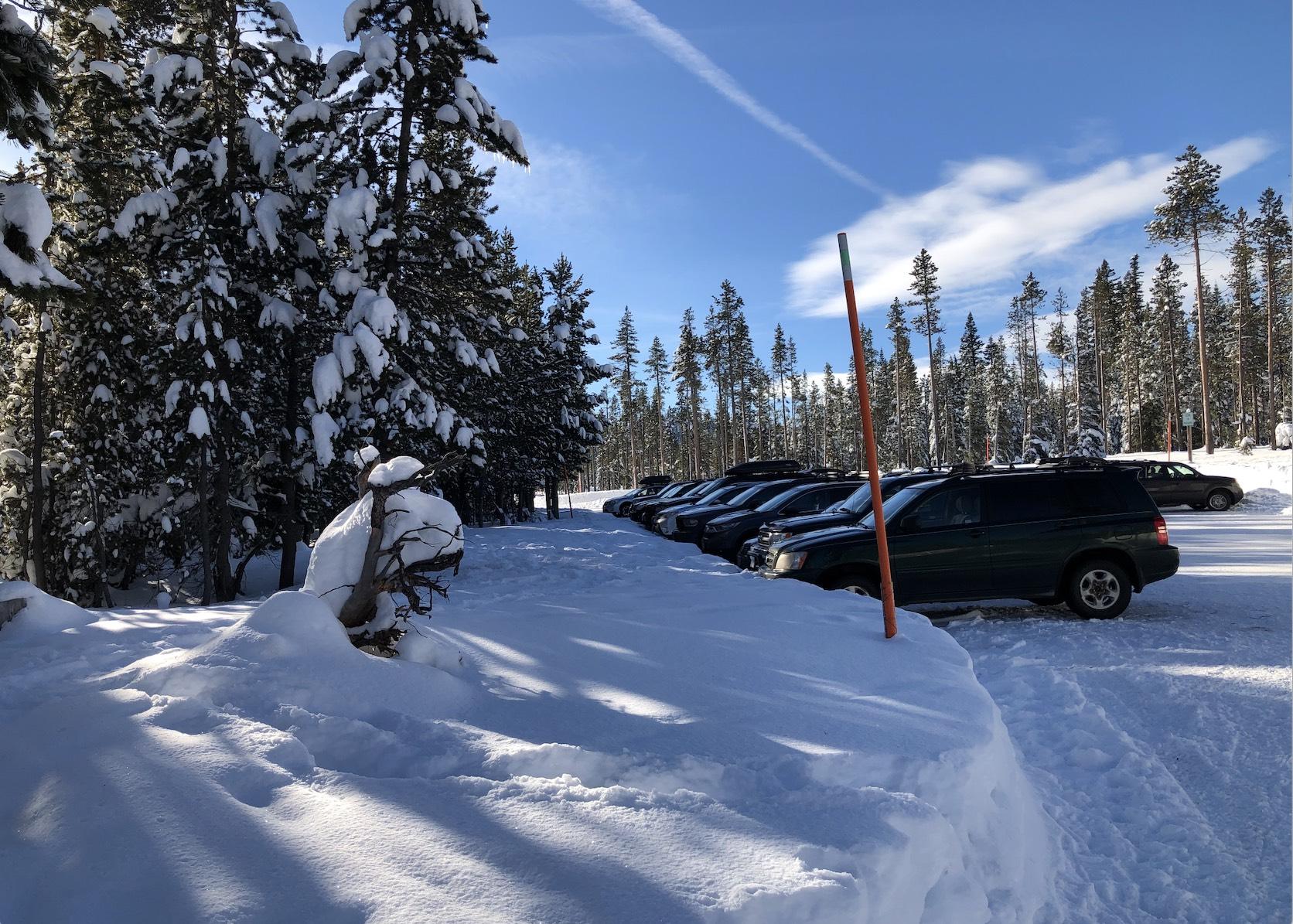 oregon, snow, skiiing