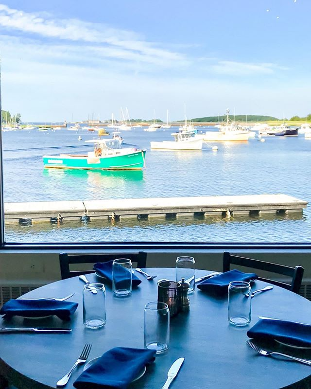The dock is open! Cruise in and pick up your takeout orders from Olde Salt House, or stay in and dine with us at Atlantica.  Olde Salt House open—12-8 Atlantica— 5-10