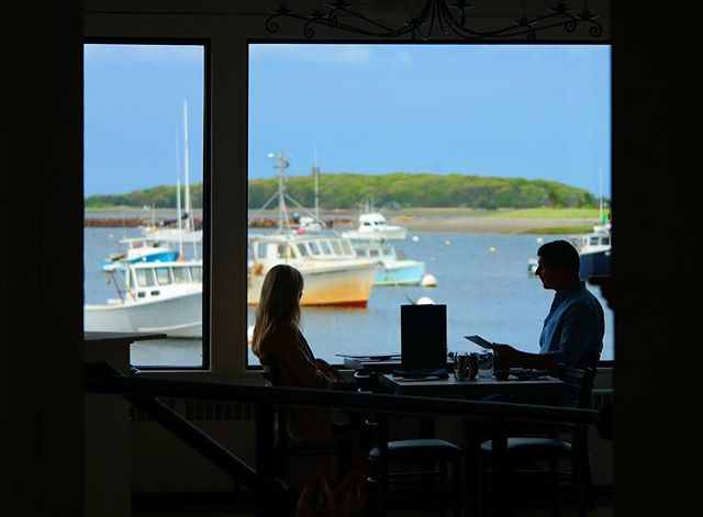 Enjoy dinner at Atlantica tonight and discover unparalleled #views and #flavors — we'll see you soon.  #atlantica #harborview #dinner #finedining #dinnertime #dinnerdate #nightout #harborside #onthedock #dockside #datenight #cohasset #cohassetharbor #cohasset143 #southshore