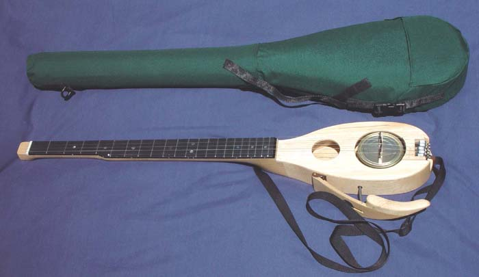 Backpacking Banjo -