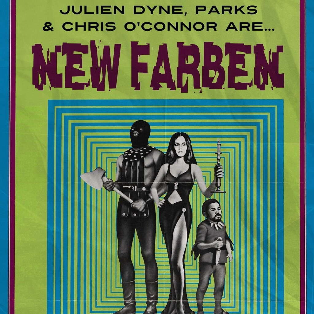NEW FARBEN -