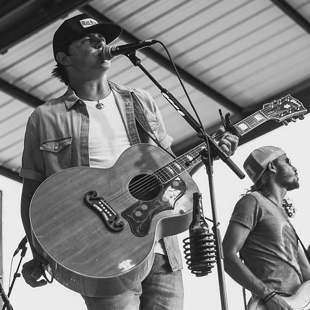 Pumped to hit the road again tomorrow to play @bigtexasspring. Then in the studio all week next week, so hang tight! #newmusic