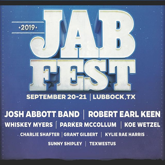 Full lineup for JAB Fest is here, gonna be a wild weekend! Grab your tickets now 👊🏼