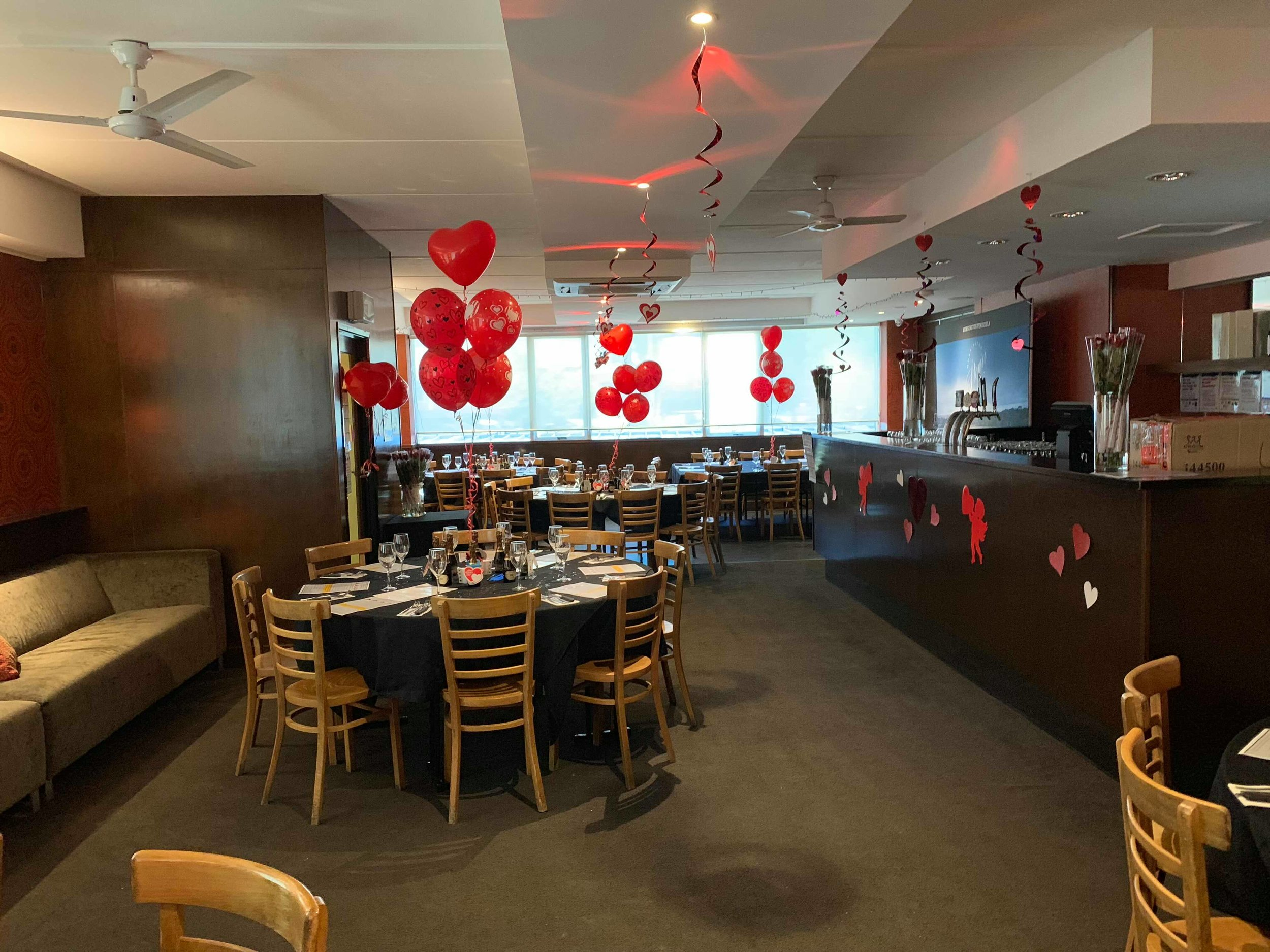 Look into our Function - If you have been thinking about a special event such as a birthday, engagement party, sit down lunch/dinner have a look at our function information below to find out more about how we can provide you with the best event possible for your specific needs.